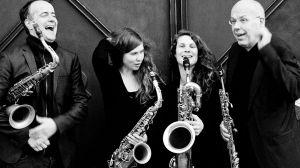GOLEM Saxophonquartett