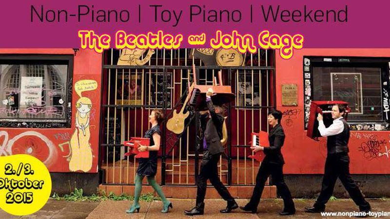 Toy Piano Weekend