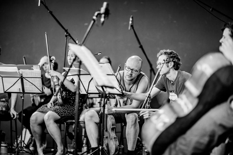 Ensemble Resonanz: werkstatt